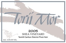 2005 Shea Vineyard Pinot Noir